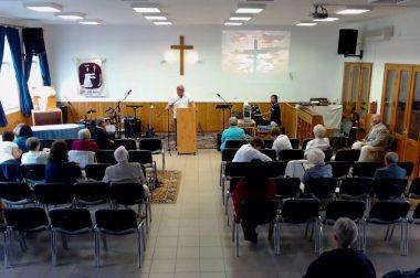 Istentisztelet 2017-08-13