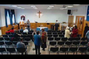 Istentisztelet 2018-01-21
