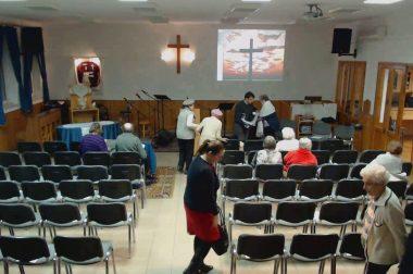 Ökomenikus Istentisztelet 2018-01-26