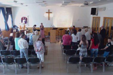 Istentisztelet 2018-05-06