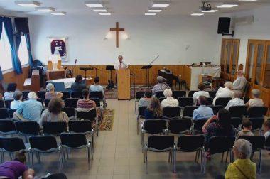 Istentisztelet 2018-08-12