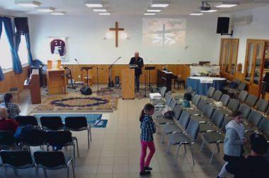 Istentisztelet (bemerítés) 2018-09-30 I.-II.-rész