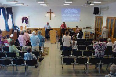 Istentisztelet 2018-09-09