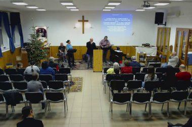 Istentisztelet 2018-12-31