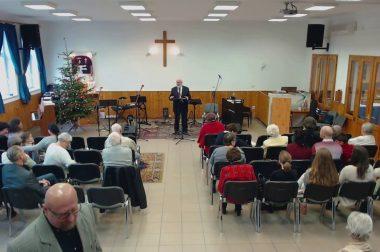 Istentisztelet 2018-12-25