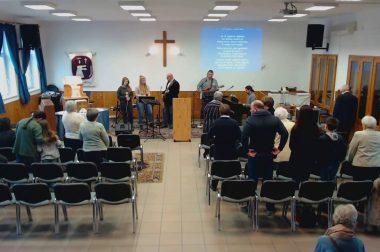 Istentisztelet 2019-01-20