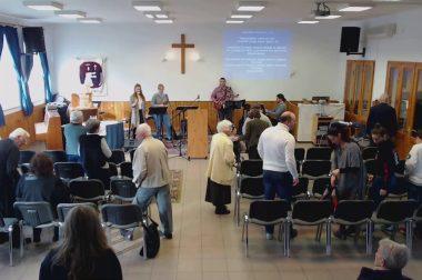 Istentisztelet 2019-01-27