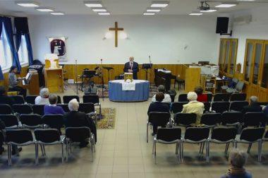 Istentisztelet 2019-02-03