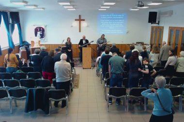Istentisztelet 2019-03-31