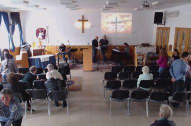 Istentisztelet 2019-03-10