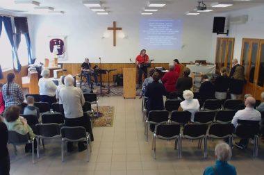 Istentisztelet 2019-03-17