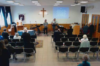 Istentisztelet 2019-03-03