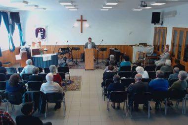 Istentisztelet 2019-03-24