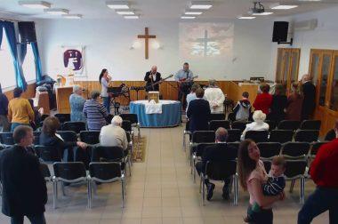 Istentisztelet 2019-05-05
