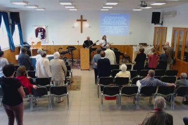 Istentisztelet 2019-05-12