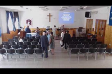 Istentisztelet 2019-06-09