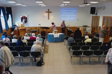 Istentisztelet 2019-06-02