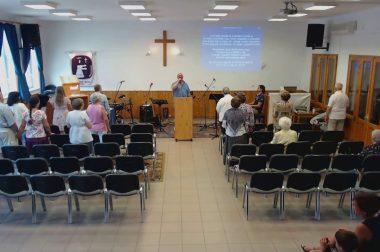 Istentisztelet 2019-06-30