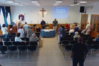 Istentisztelet 2019-07-07