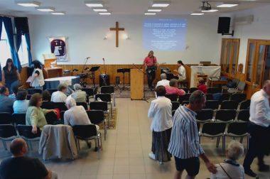 Istentisztelet 2019-07-14