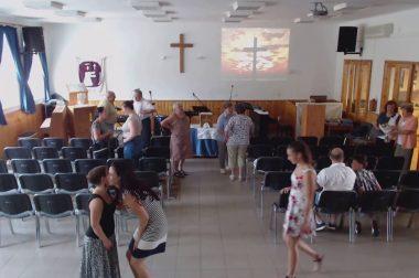 Istentisztelet 2019-07-21