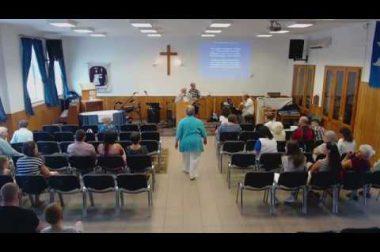 Istentisztelet 2019-08-11