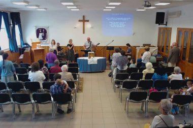 Istentisztelet 2019-08-04