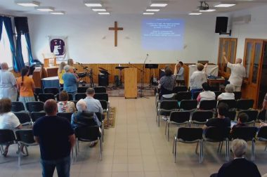 Istentisztelet 2019-08-25