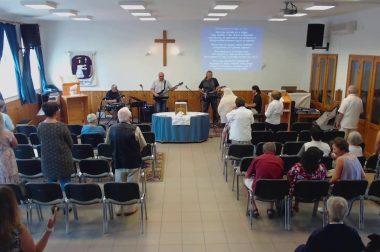 Istentisztelet 2019-09-01