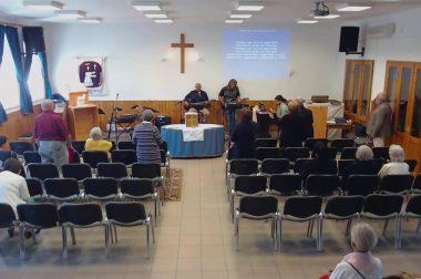 Istentisztelet 2019-09-15