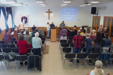 Istentisztelet 2019-09-22