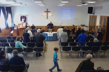 Istentisztelet 2019-10-06