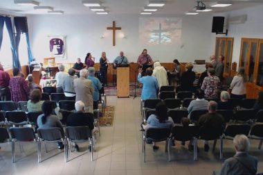 Istentisztelet 2019-10-27