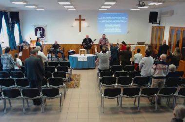 Istentisztelet 2019-11-03