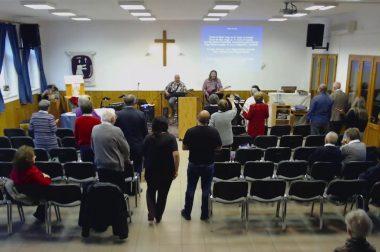Istentisztelet 2019-11-10
