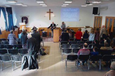 Istentisztelet 2019-12-08