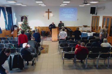 Istentisztelet 2019-12-29