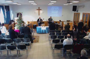 Istentisztelet 2020-01-05