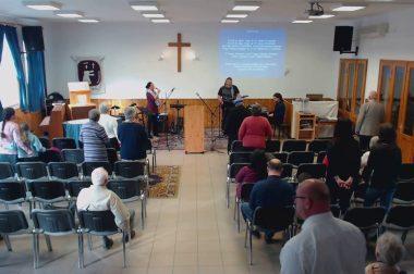 Istentisztelet 2020-01-12