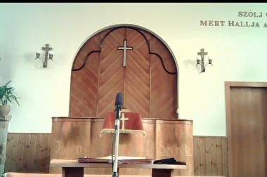 Istentisztelet 2020-03-29