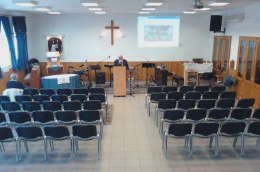 Istentisztelet 2020-04-12