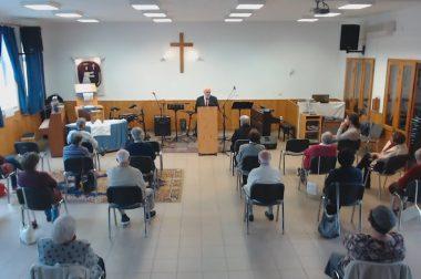 Istentisztelet 2020-05-31