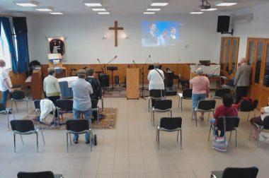 Istentisztelet 2020-06-07