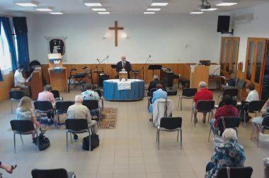 Istentisztelet 2020-06-14
