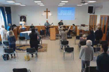 Istentisztelet 2020-06-21
