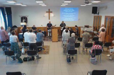 Istentisztelet 2020-06-28