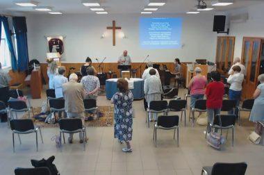 Istentisztelet 2020-07-05