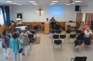 Istentisztelet 2020-07-12