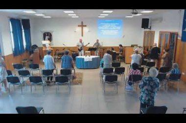 Istentisztelet 2020-08-16