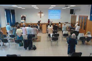 Istentisztelet 2020-08-23